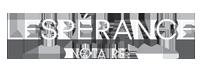 Logo Notaire Lespérance inc.